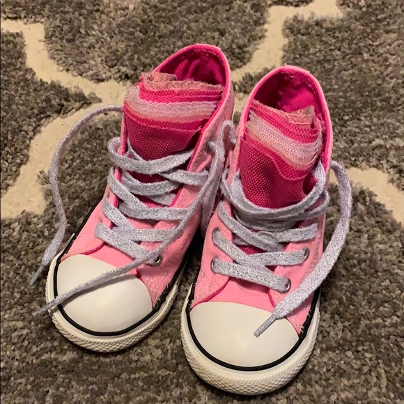 Converse Shoes | Toddler Girls Size 8